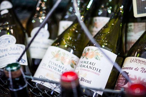 l'alcool obtenu à partir des futures pommes ne pourra être distillé: le marché est saturé (image d'illustration)