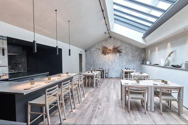 Avec le Cibo, Dijon compte désormais quatre restaurants étoilés en 2021.