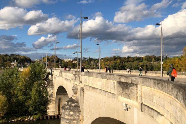 Le pont Wilson.