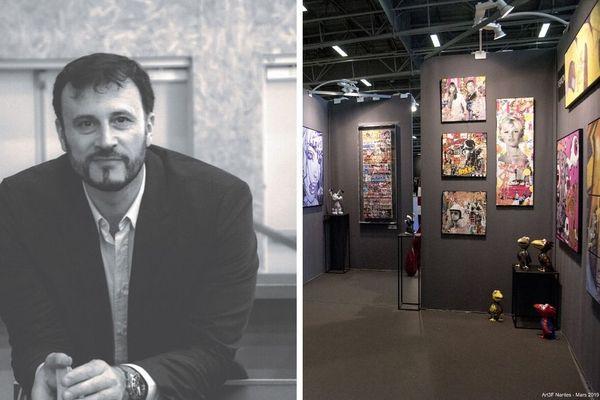 Serge Beninca, fondateur d'art3f