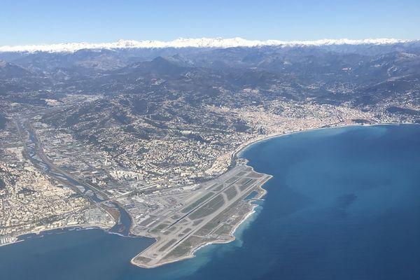 L'aéroport de Nice Côte d'Azur dépasse les 14 millions de passagers en 2019.