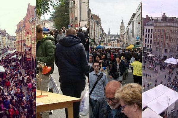La Braderie de Lille 2015 a-t-elle accueilli moins de monde que d'habitude ?