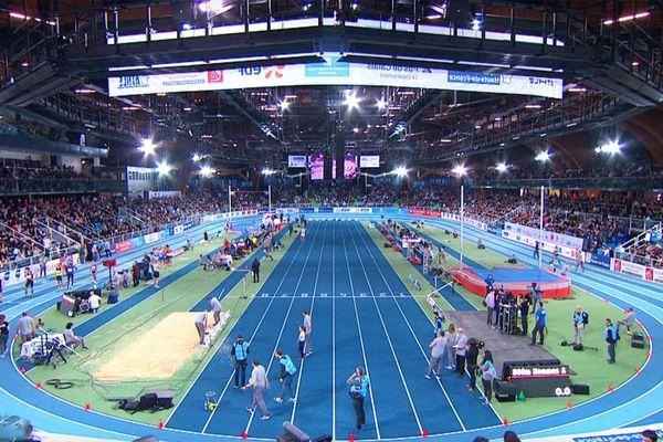 L'Arena stade couvert de Liévin