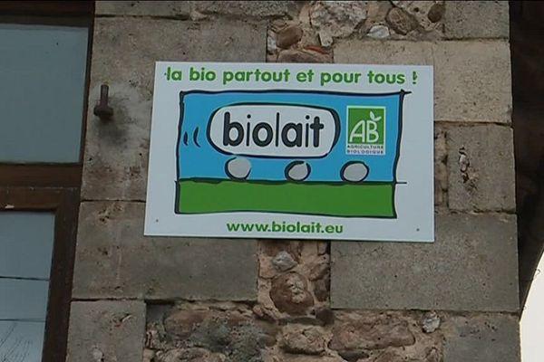 La coopérative Biolait défend une économie de territoire, transparente et solidaire.