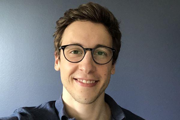 A 25 ans, Romain Combe est président de la start-up Witick.