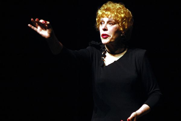 Sylvie Joly, en 2007.