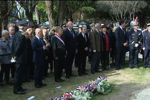 Nice a rendu hommage aux victimes du 13 novembre