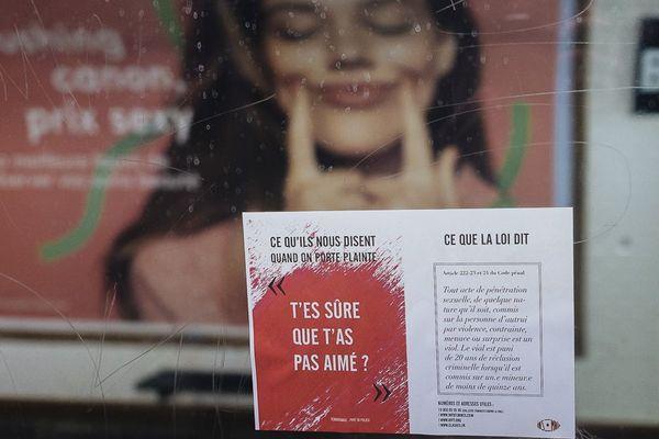 Le collection féministe INSOMNIA veut dénoncer le manque de prise en charge des victimes de violences