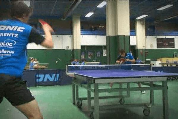 Cette semaine C Sports a suivi le Caen TTC dans sa préparation aux 8e de finale de la Coupe d'Europe ETTU