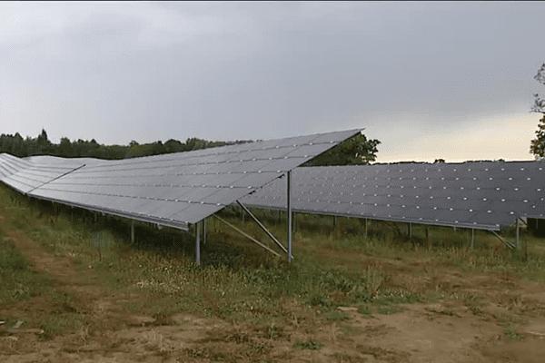 Dans la Nièvre, le chantier d'installation de parc photovoltaïque recherche 100 CCD d'urgence sans trouver peneurs