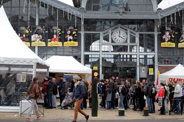 Le 43e Festival de la BD d'Angoulême se déroulera du 28 au 31 janvier.