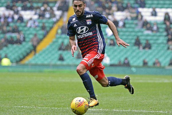 Le milieu lyonnais Romain Del Castillo, 21 ans, est prêté à Nîmes (L2) pour une saison.