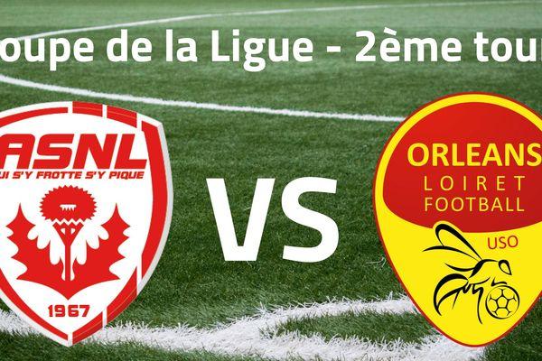 AS Nancy Lorraine vs US Orléans