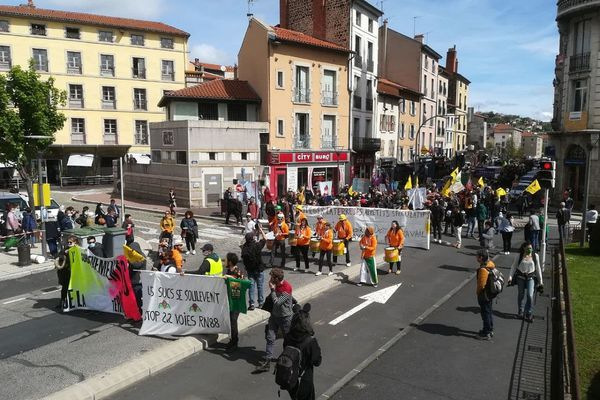 Un week-end de manifestations et d'ateliers autour du contournement de la RN88 est organisé en Haute-Loire à partir de ce samedi 22 mai.