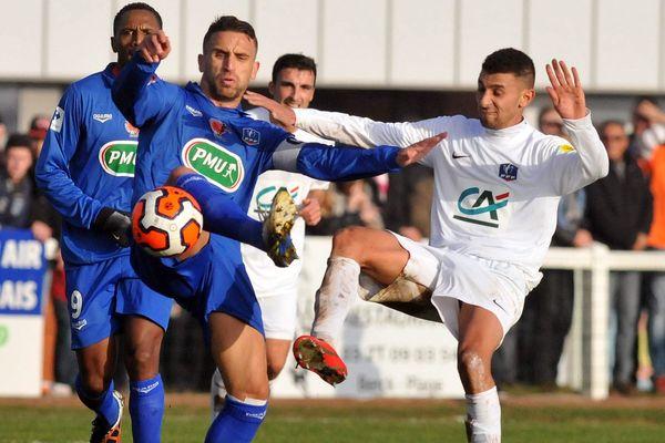 A l'occasion de la rencontre entre l'AS Berck et le Stade Lavallois