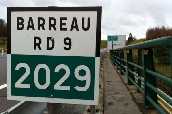 Le barreau de l'A 89 est déclaré d'utilité publique