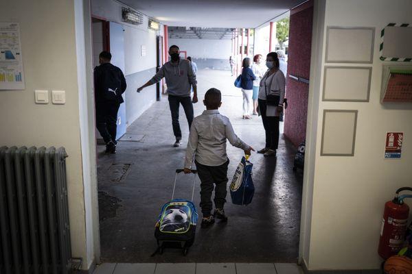 """Quatre enfants de 10 ans ont été interpellés pour """"apologie du terrorisme"""" à Albertville. (Illustration)"""