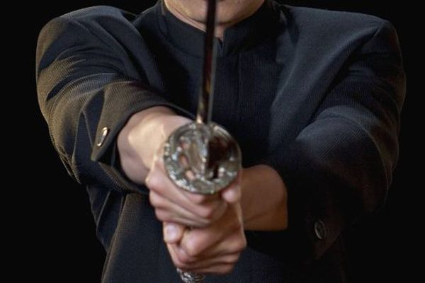le katana utilisé dans cette affaire ressemble à celui utilisé par le forcené de Bosmie l'Aiguille le 20 février dernier