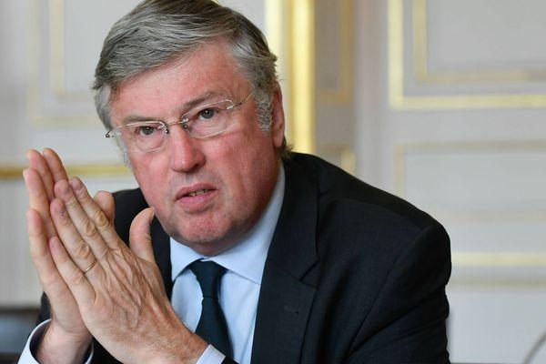 Claude d'Harcourt, préfet des Pays de la Loire et de Loire-Atlantique
