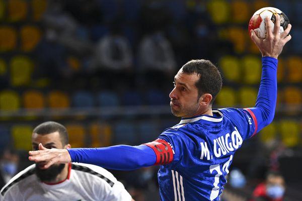 Michaël Guigou en équipe de France - 2021