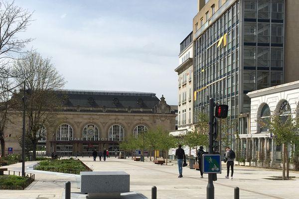 Les travaux de la gare de Troyes devraient durer jusqu'en 2021