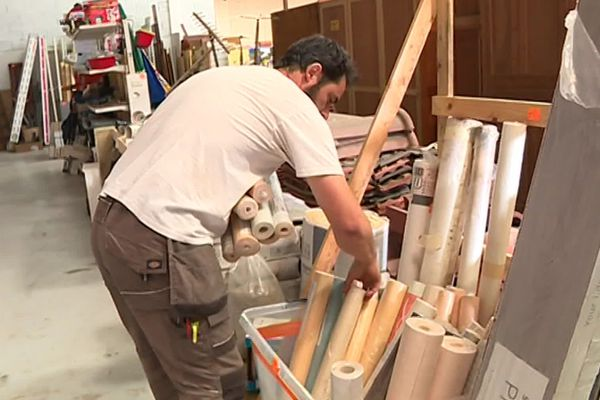 Les ressourceries comme celle de Limoges permettent de donner une deuxième vie aux objets.
