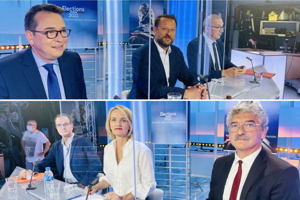 Départementales 2021 en Ille-et-Vilaine : ce qu'il faut retenir du débat entre les principaux candidats