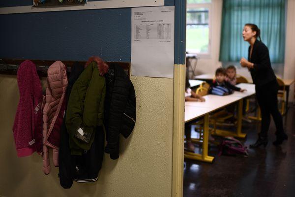 La rentrée des classes va être impactée par le coronavirus dans les Alpes du nord.