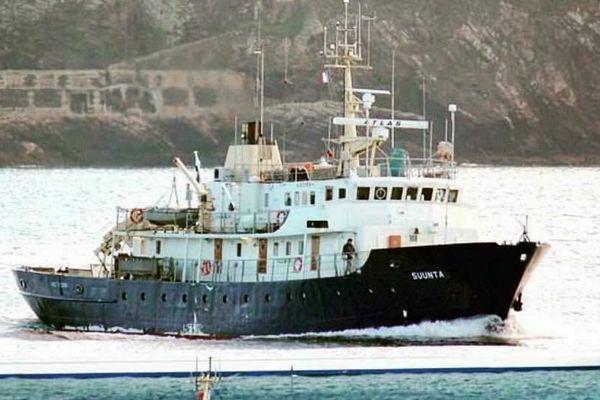 Le groupe d'extrême droite a publié sur son compte Facebook des clichés du bateau C-Star, affrété pour naviguer au large de la Libye.