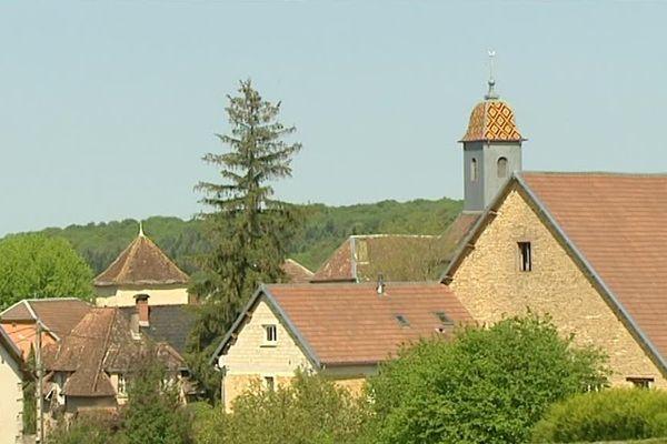 Grosbois c'est près de Baume-les-Dames