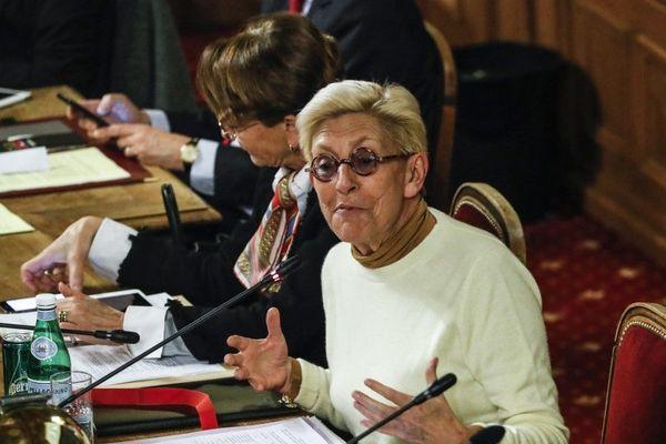 Le dernier conseil municipal de l'ère Balkany, qui s'est déroulé le jeudi 13 février, a été présidé par Isabelle Balkany.