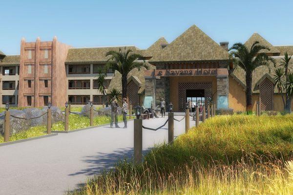 Le PAL investit 15 millions d'euros dans cet hôtel qui comptera 300 lits