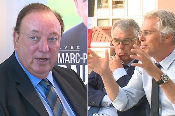 Marc-Philippe Daubresse contre Thierry Pauchet : la droite se déchire à Lille pour les municipales.
