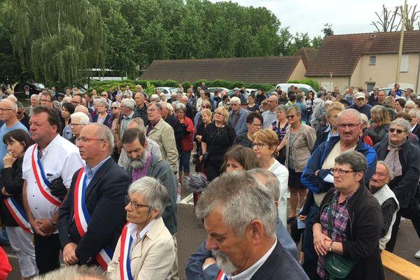 De nombreux élus ont participé à la réunion d'information sur l'hôpital de Marcigny
