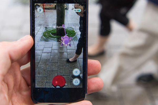 L'application Pokémon Go s'est emparée de Lille.