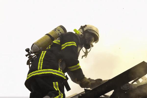 Les pompiers de l'Aisne ont réalisé 35.000 intervention sur l'année 2017