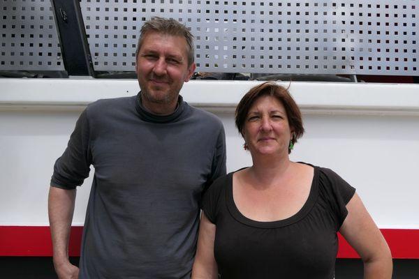 Antoine et Muriel Michel