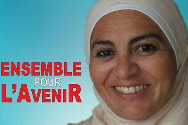 Nadia Omani se présente dans la 1ère circonscription des Bouches-du-Rhône (Marseille) pour la parti justice et égalité.