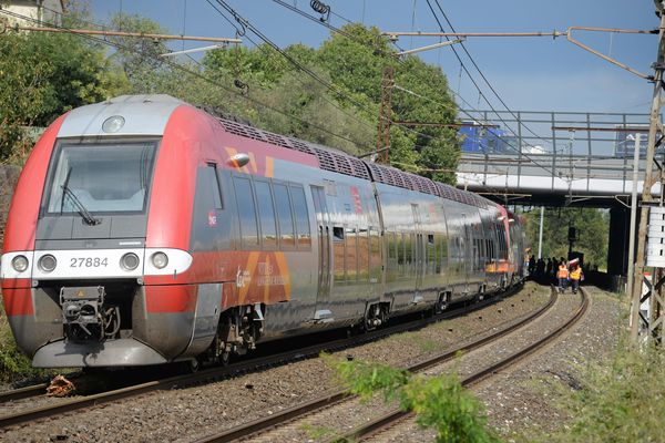 Accident de TER : la circulation ferroviaire interrompue entre Sète et Montpellier dans les deux sens