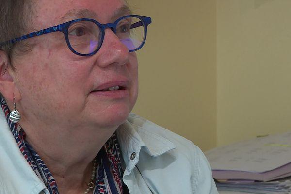 Véronique Rogez, médecin généraliste à Noyon, refuse de se faire vacciner contre le Covid