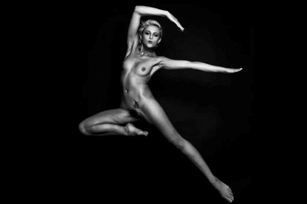 Kaloona, le modèle du photographe Philippe Tossan