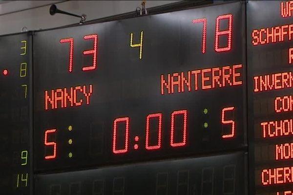 Les Couguars s'inclinent 73-78