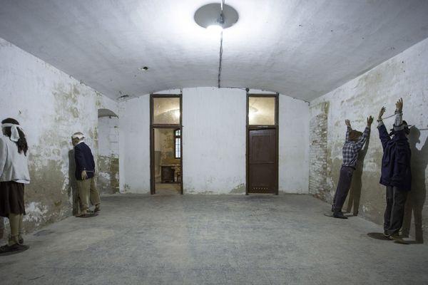 Les lieux de détention