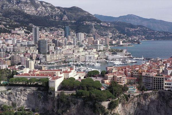La Principauté de Monaco pendant sa période de confinement qui aura duré 7 semaines.