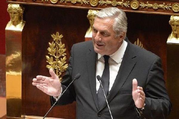 Francois Sauvadet, vice-président des députés UDI