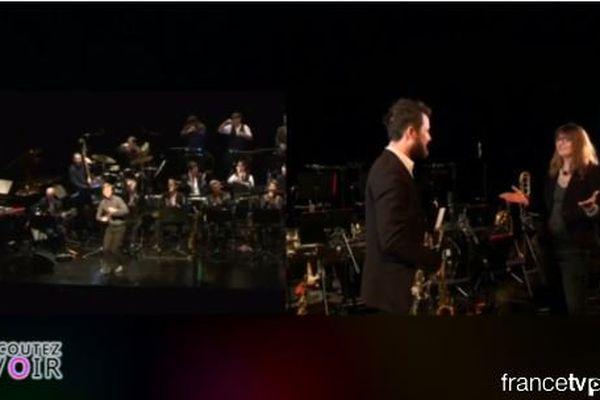 """""""Pierre et le loup"""" version jazz"""