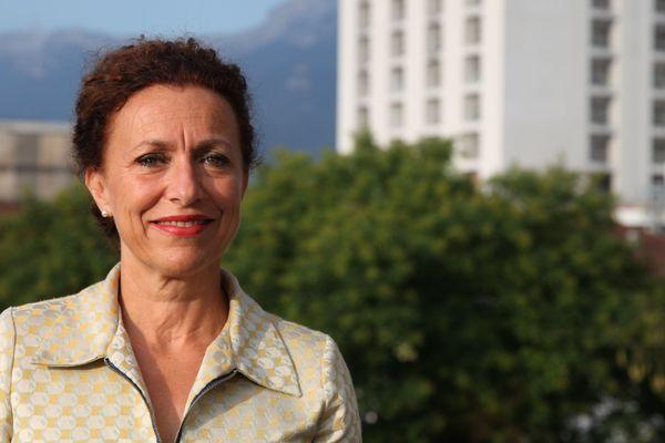 Monique Sorrentino, nouvelle directrice générale du CHU Grenoble-Alpes