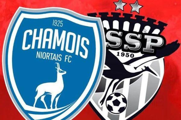 Le match entre les Chamois Niortais et la JSSP de La Réunion a lieu ce samedi à 13 heures à Niort.