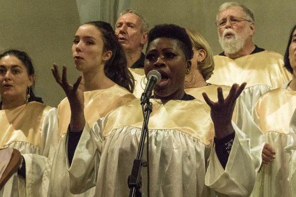 Concert de Gospel en Haute-Saône