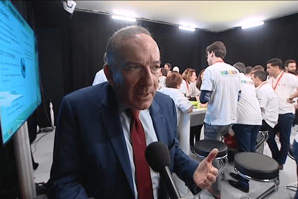 Pierre Gattaz - Président du MEDEF - 5/4/16